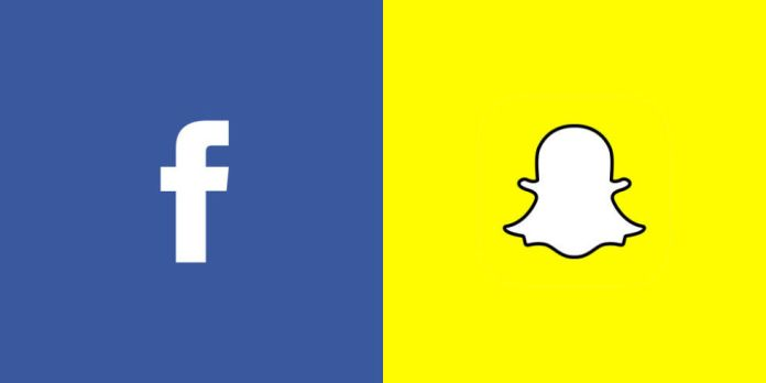 Facebook Snapchat now