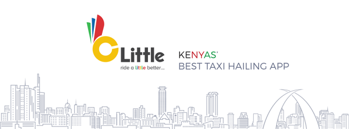 Little Safaricom Taxi