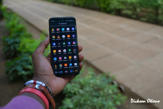 Samsung Galaxy S8 Plus Kenya