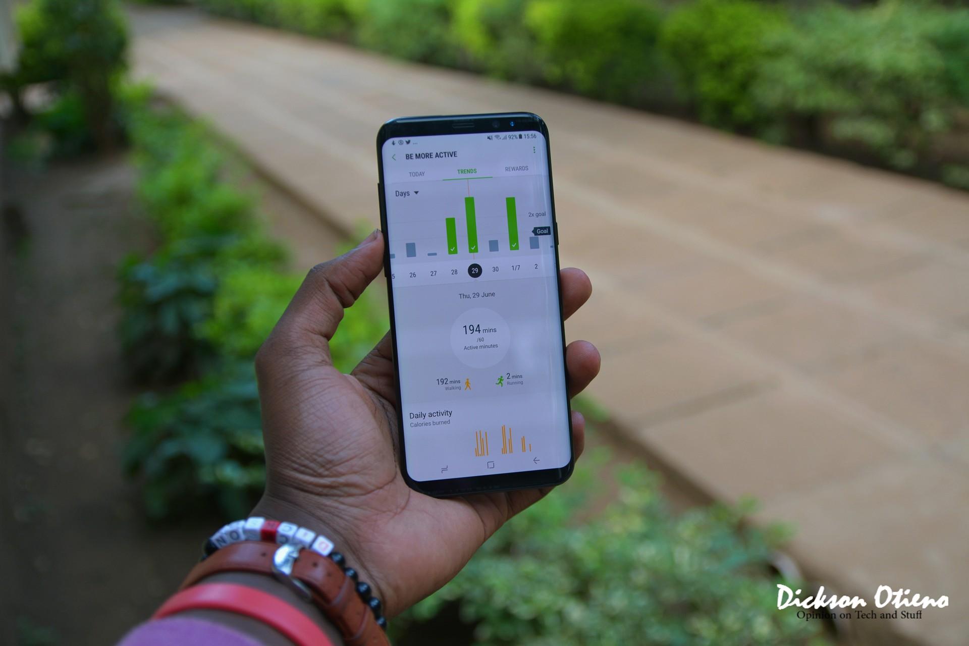 Samsung Galaxy S8 Plus Kenya
