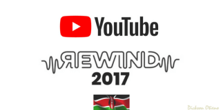 YouTube Rewind Kenya 2017