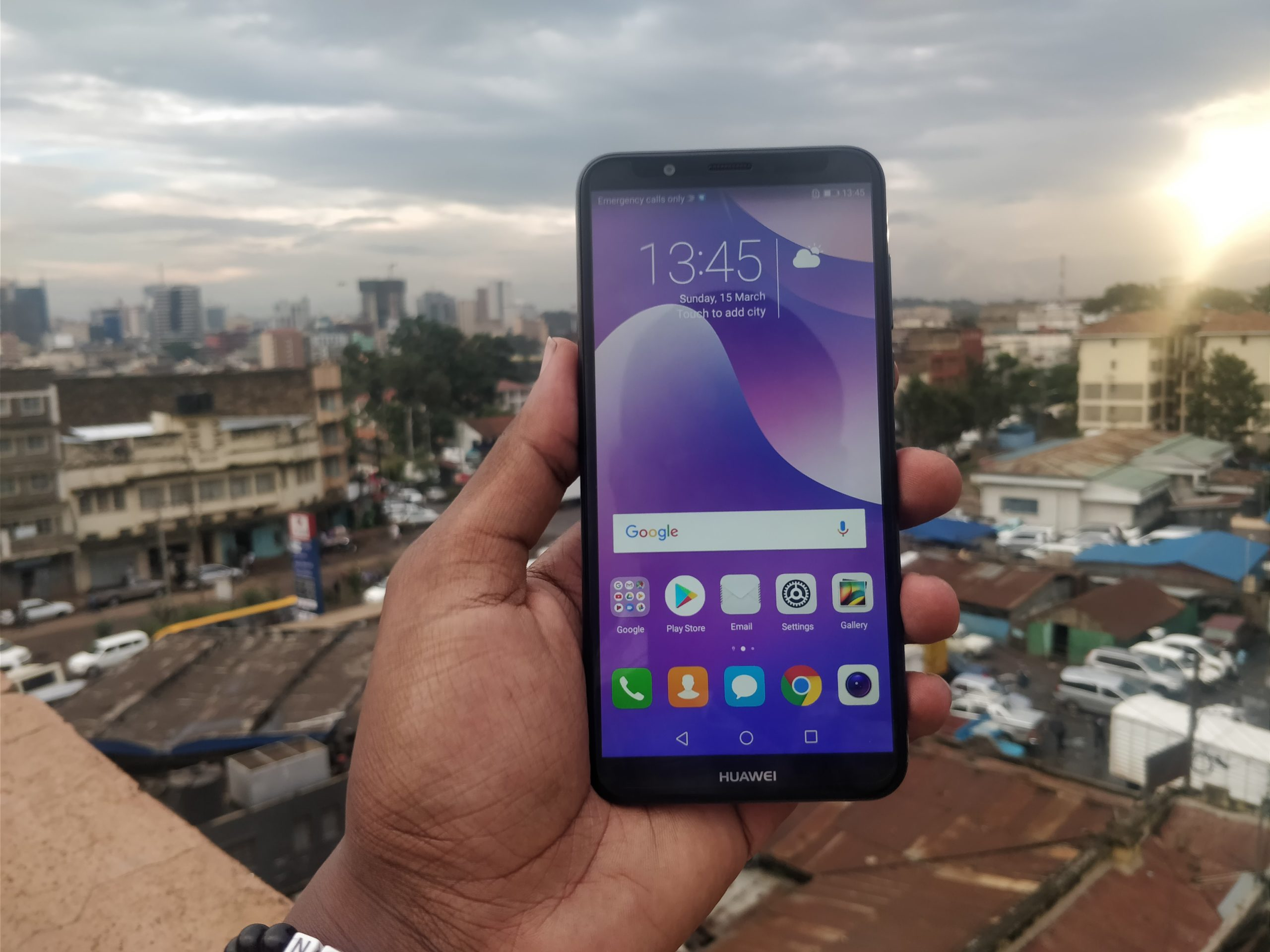 Huawei Y7 Prime 2018 Unboxing and First Impressions   Techish