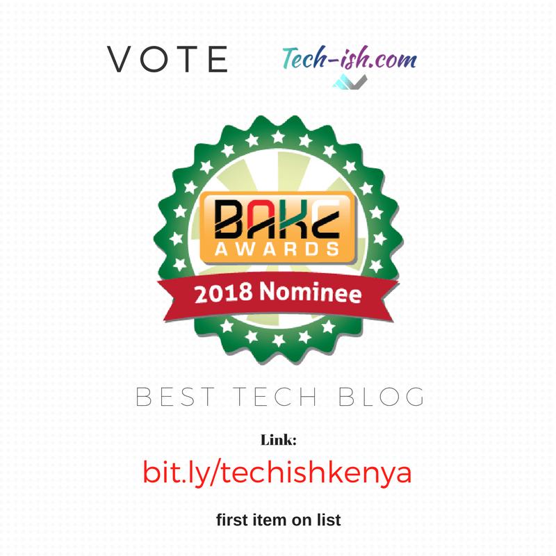 Microsoft to sponsor Best Technology Blog for 2018 BAKE Awards