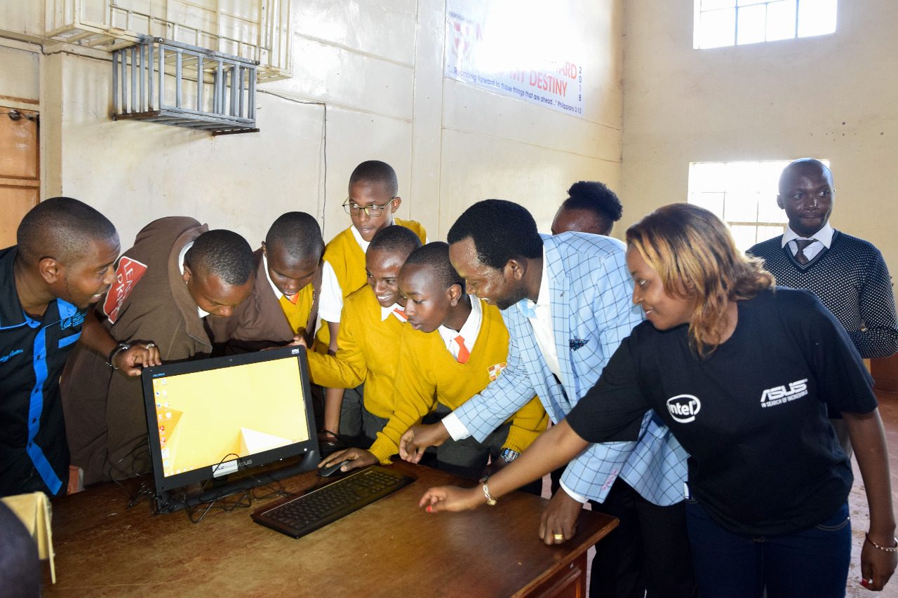 ASUS announces partnership with FGEE Technology Ltd to Donate Computers to Schools In Kenya