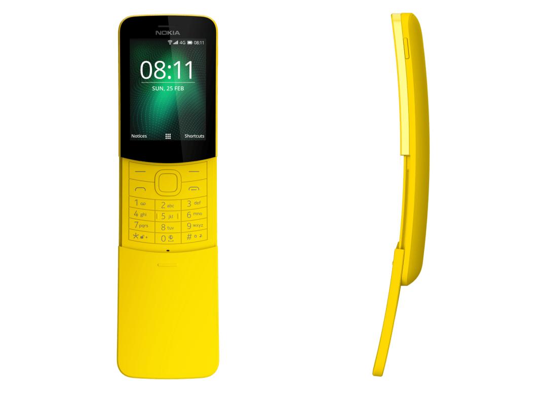 Nokia 8110 Traditional Black (2)