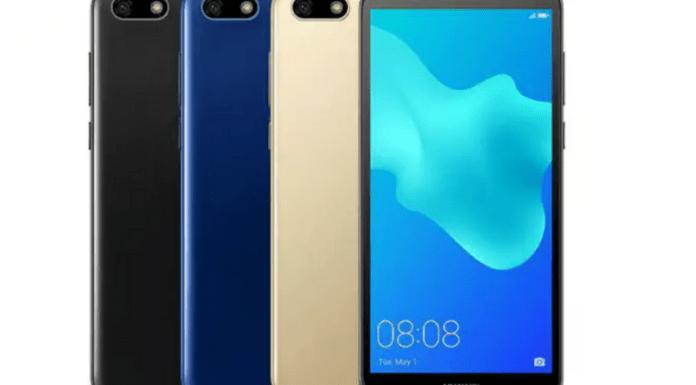 Y5 Prime Huawei 2018