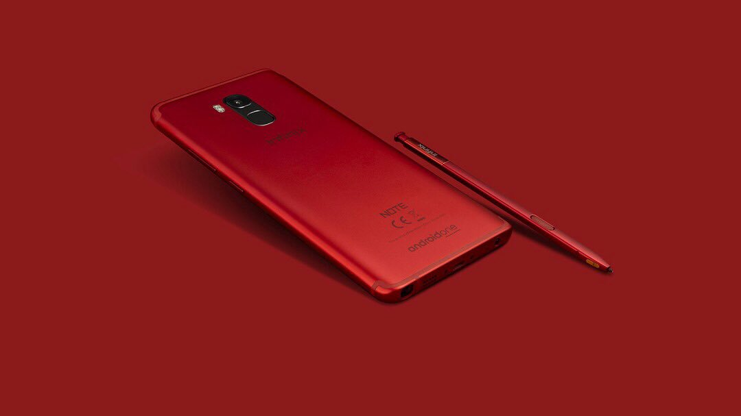 Infinix Note 5 Stylus Specifications and Price in Kenya