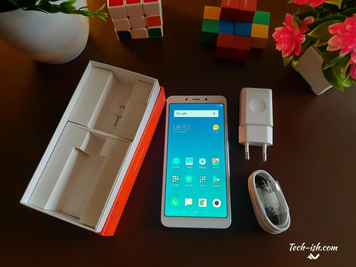 Xiaomi Redmi 6A Review