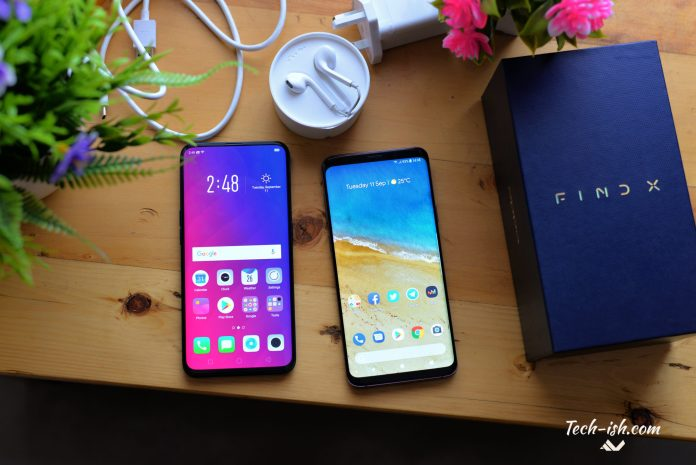 OPPO Find X Review: An Overpriced Future?
