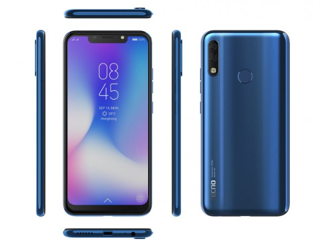 TECNO Camon iClick2 for Indian market features a 24MP Selfie Camera