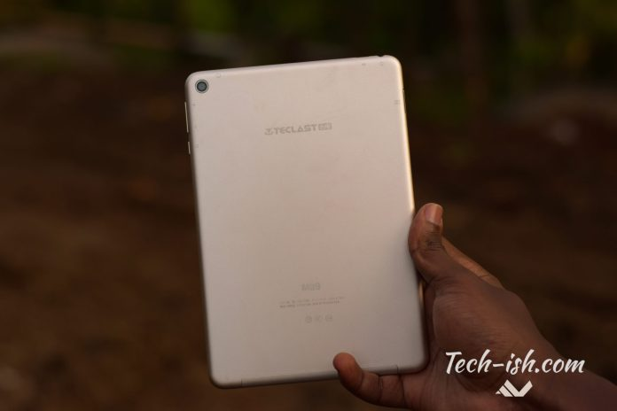 Teclast M89 Review Gearbest