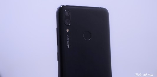 Huawei Y7 Prime Camera Review