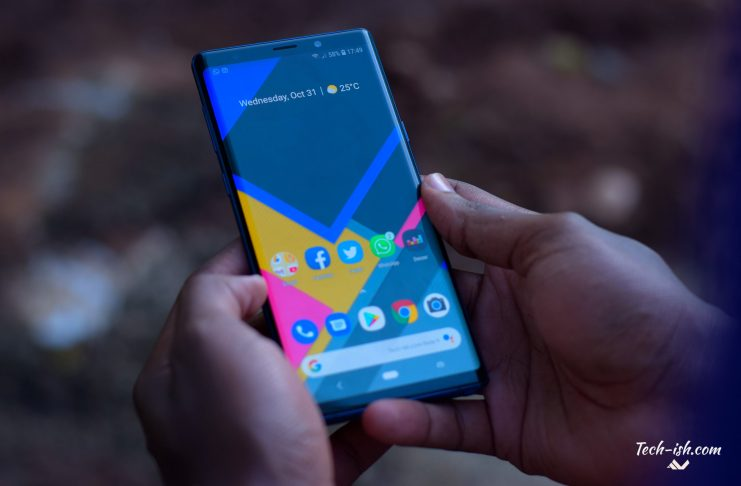 Samsung Galaxy Note 9 Kenya Review