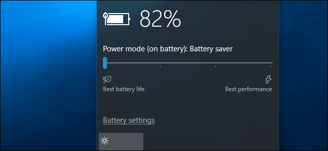 Windows Battery Saver