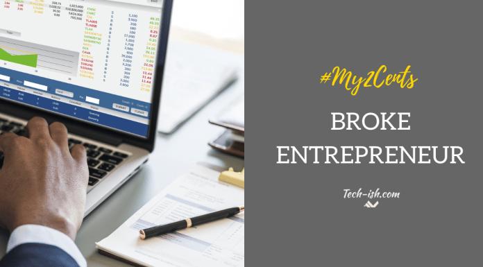 Broke Entrepreneur Kenya