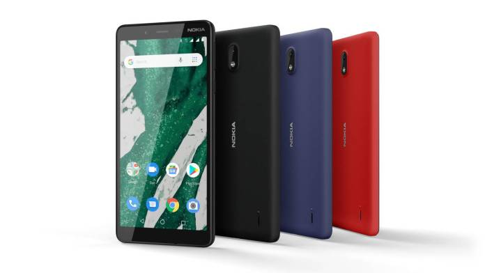 Nokia 1 Plus Kenya