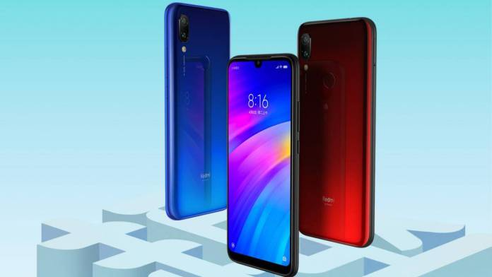 Xiaomi Redmi 7 Full Specifications and Price