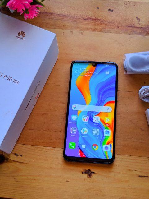 Huawei P30 Lite Unboxing Price in Kenya