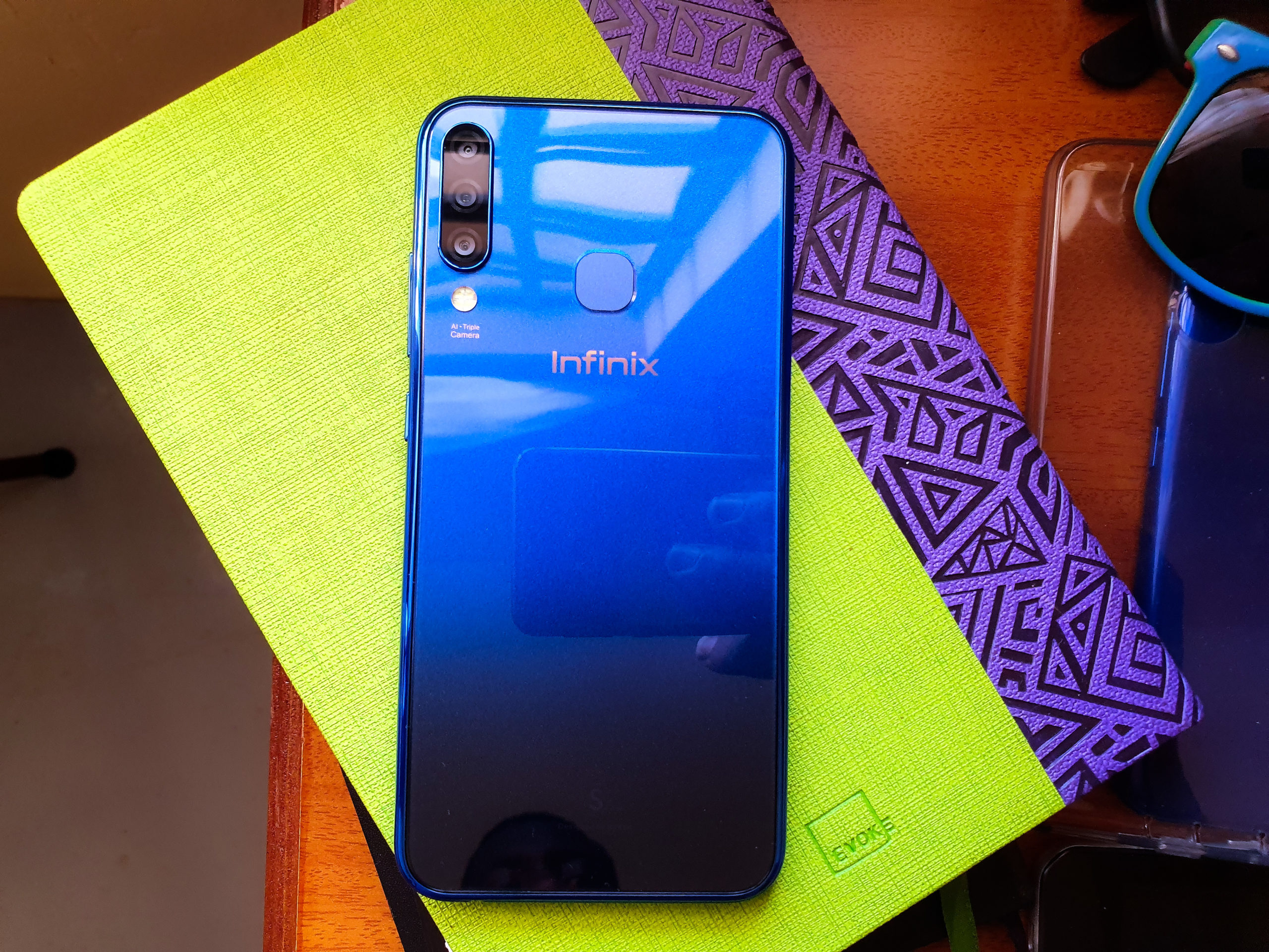 Infinix S4 Unboxing and First Impressions | Techish Kenya