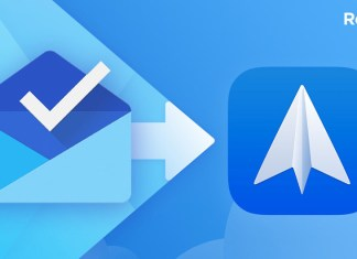 Spark Mail Android App