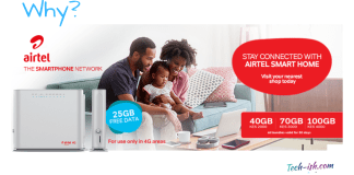Airtel Smart Home Kenya