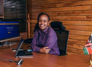 Janet Maingi, Andela Kenya Country Director