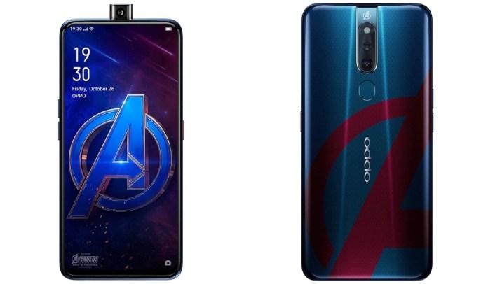 OPPO F11 Avengers Endgame Kenya