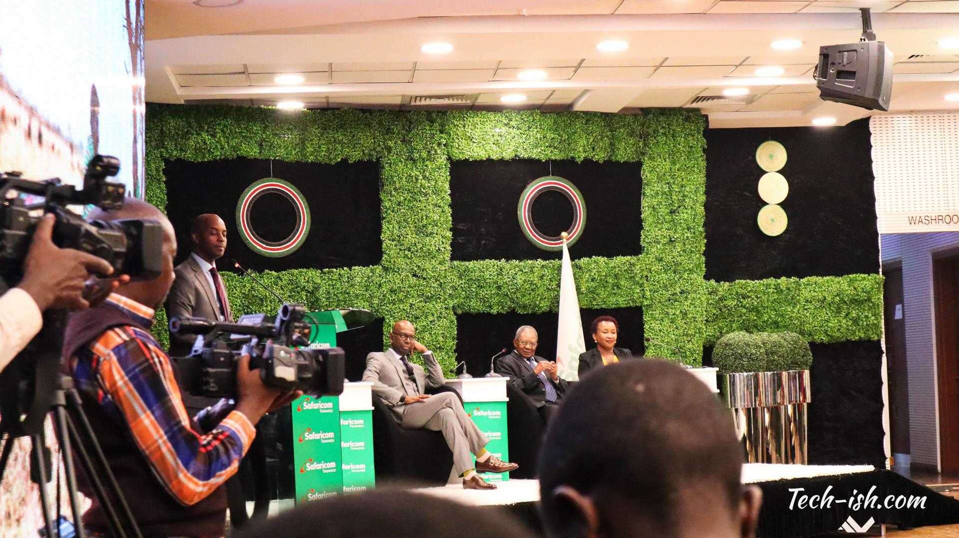Safaricom PLC Full Year Results 2019