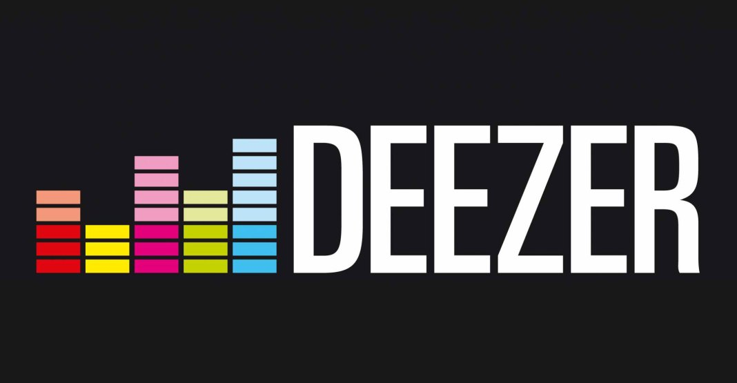 Deezer Dark Mode