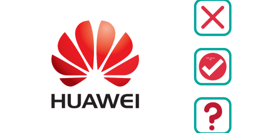 Huawei Confusion