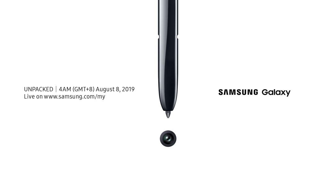 Samsung Galaxy Note 10 launch: here's what happened at Galaxy Unpacked 2019