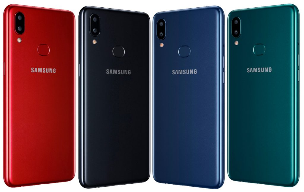 Samsung Galaxy A10s Full Specifications and Price