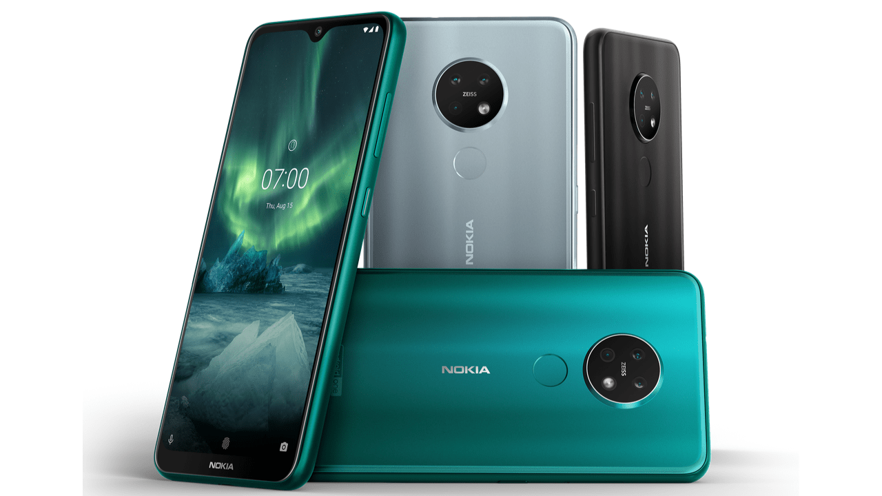 Nokia 7.2 now on sale in Kenya for KES. 34,000