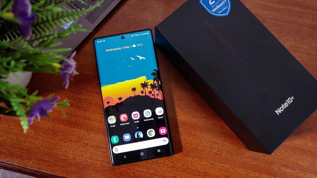 Samsung NOTE 10 Plus Kenya