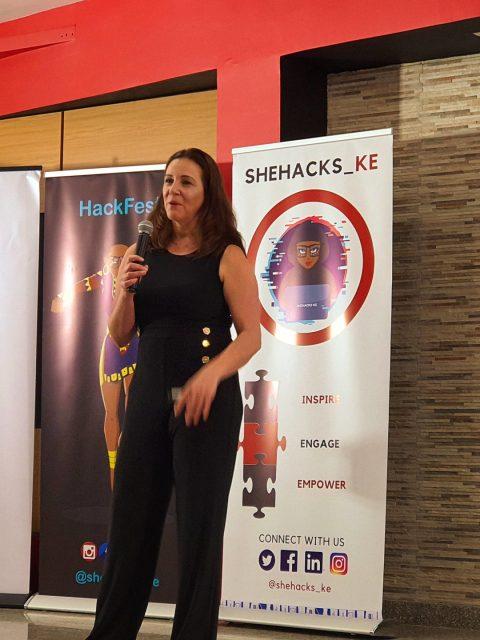 SheHacks Kenya Strathmore University Microsoft