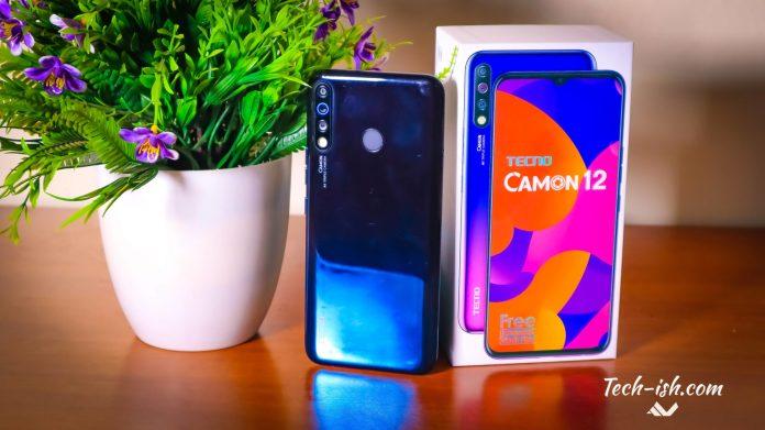 TECNO Camon 12 Review