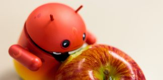 Android Beats APPLE in Security