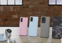 Samsung S20, S20+, S20 Ultra