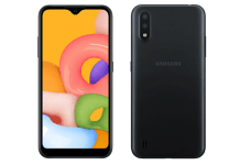 Samsung Galaxy A01 Specifications Kenya