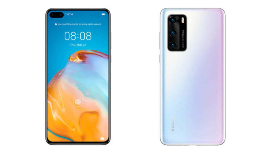 Huawei P40 Full Specifications and Price in Kenya
