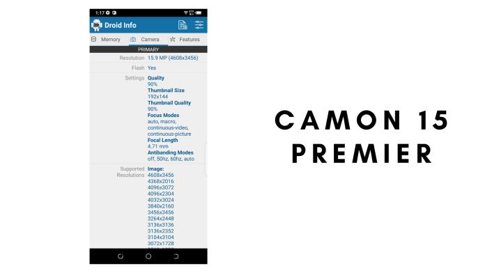 TECNO Camon 15 Premier Camera Review