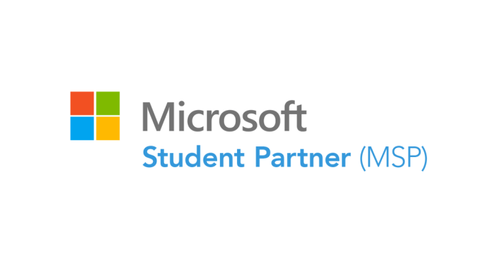 Microsoft Student Partner Program