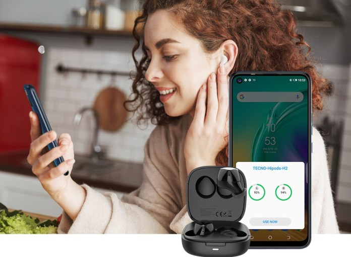 TECNO says that the buds can do 6hrs of continuous listening without the case. With the case, one can get up to 30hrs, the company claims. These are pretty good numbers for true wireless buds. Especially at this price range.