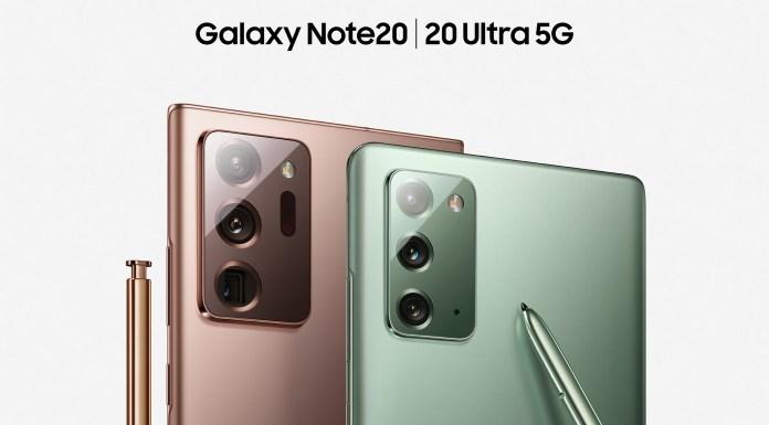 Samsung Galaxy NOTE 20 Kenya
