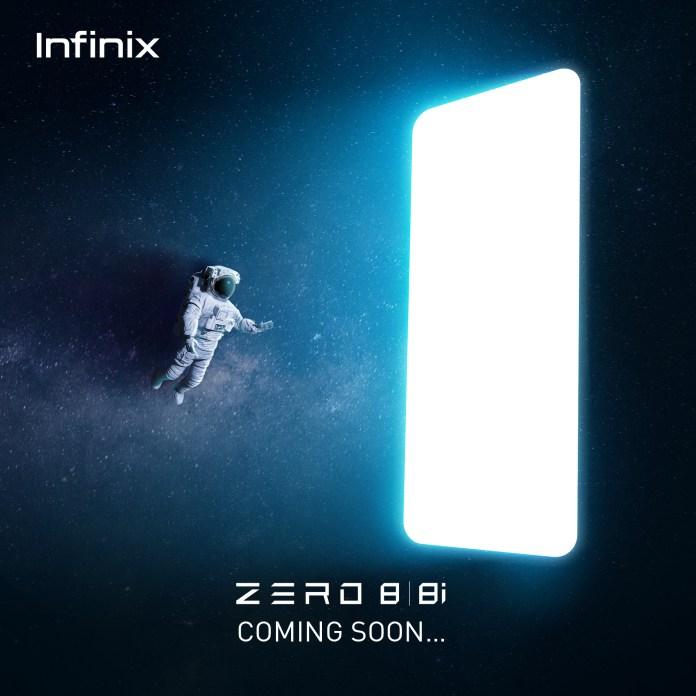 Infinix Zero 8 Kenya Launch