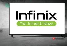 Infinix X1 TVs Kenya