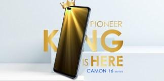 TECNO Camon 16 Kenya