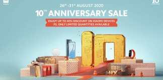 Xiaomi Kenya 10th Anniversary Discounts