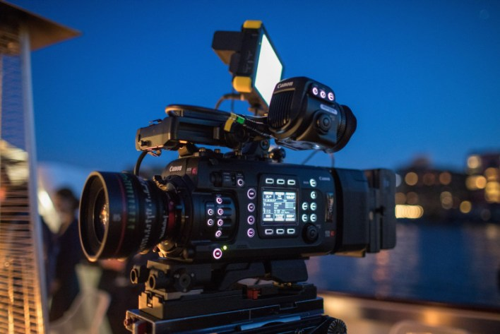 Canon will begin a three-month knowledge-sharing initiative with over 42 pro-video webinars called Canon Tech Talk Series for the film market in Africa. On August 11th, the first webinar will feature Canon's Amine Djouhara, alongside African film legends Hamoudi Laggoune and Kunle Afolayan