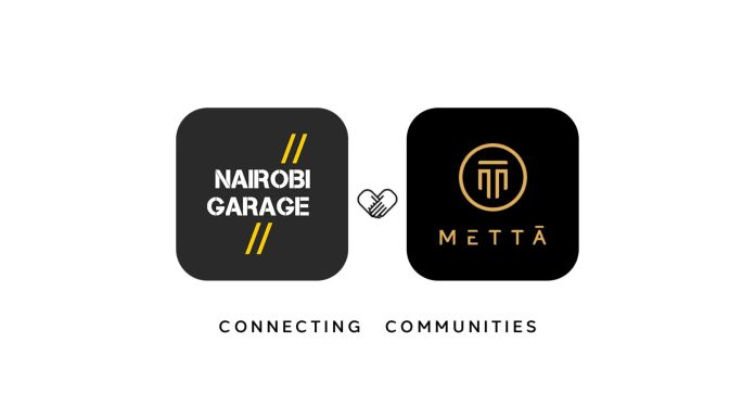 Nairobi Garage and METTĀ are joining forces
